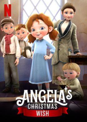 Angela karácsonyi kívánsága (2020) online film