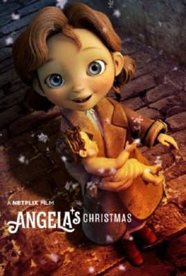 Angela's Christmas (2017) online film