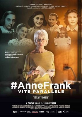 #AnneFrank - Parallel Stories (2019) online film