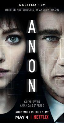 Anon (2018) online film