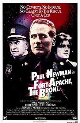 Apacserőd Bronxban (1981) online film