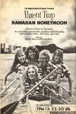 Apád, anyád idejöjjön: Hawaii mézeshetek (1989) online film
