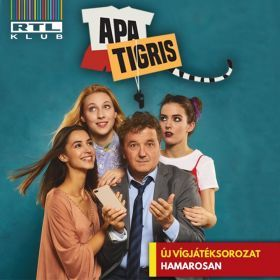 Apatigris 2. évad (2020) online sorozat
