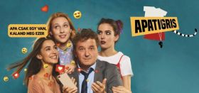 Apatigris 1. évad (2020) online sorozat