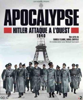 Apokalipszis: Hitler nyugati hadjárata 1. évad (2021) online sorozat