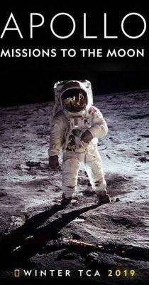 Apollo: Missziók a Holdra (2019) online film
