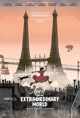April és az ál-világ (2015) online film