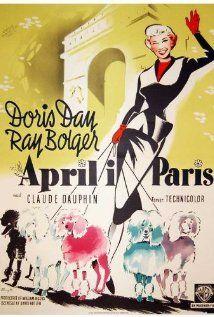 Április Párizsban (1952) online film