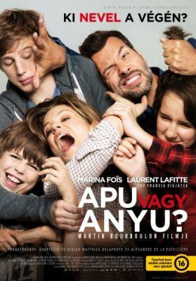 Apu vagy anyu? (2015) online film