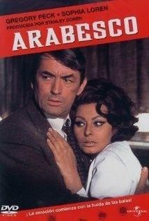Arabeszk (1966) online film