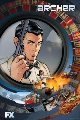 Archer 12. évad (2021) online sorozat