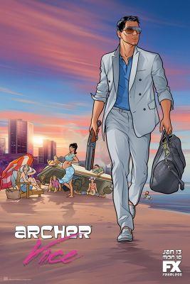 Archer 5. évad (2014) online sorozat