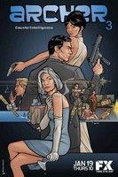 Archer 3. évad (2009) online sorozat