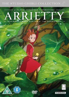 Arrietty - Elvitte a manó (2010) online film