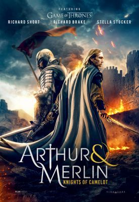 Arthur & Merlin: Knights of Camelot (2020) online film