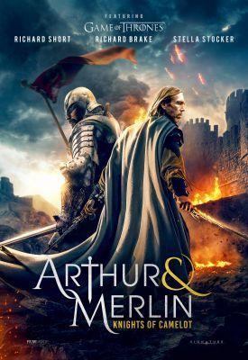 Arthur & Merlin: Knights of Camelot (2020) online film