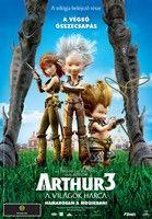 Arthur 3. - A világok harca (2010) online film