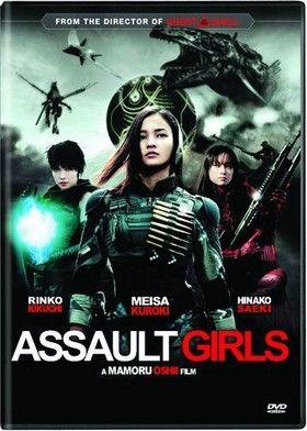 Assault girls (2009)