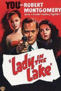 Asszony a tóban (1947) online film
