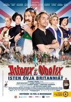 Asterix & Obelix: Isten óvja Britanniát (2012) online film