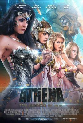 Athena: A háború istennője (2015) online film
