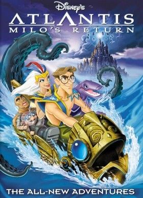 Atlantisz 2. - Milo visszatér (2003) online film