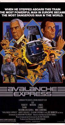 Avalanche Express (1979) online film