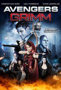 Avengers Grimm (2015) online film
