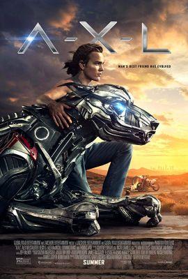A.X.L. (2018) online film