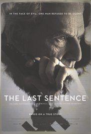 Az  utolsó mondat (2012) online film