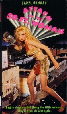 Az 50 láb magas nő támadása (1993) online film