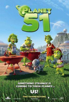 Az 51-es bolygó (2009) online film