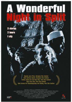 Az a csodálatos spliti éjszaka (2004) online film