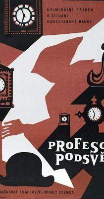 Az alvilág professzora (1969) online film