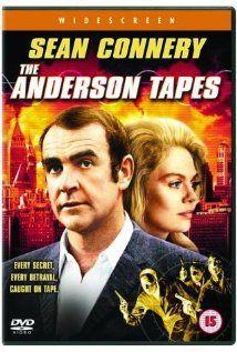 Az Anderson-magnószalagok (1971) online film