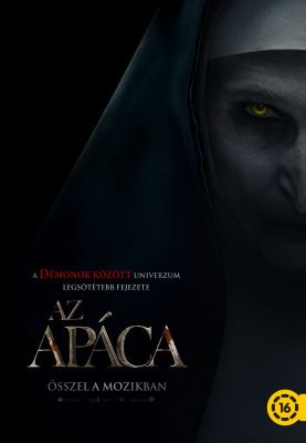 Az apáca (2018) online film