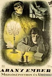 Az aranyember (1919) online film