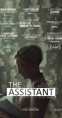 Az asszisztens (2019) online film