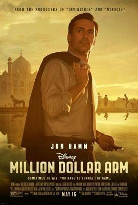Az egymillió dolláros kéz (2014) online film