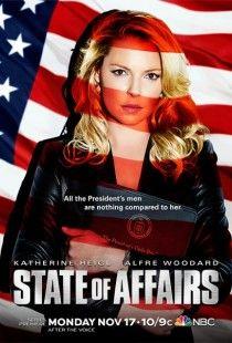 Az elnök árnyékában 1. évad (2014) online sorozat