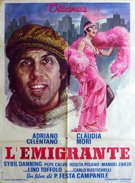 Az emigráns (1973) online film