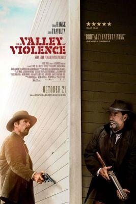 Az erőszak völgye (2016) online film