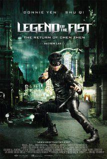 Az ököl legendája (2010) online film