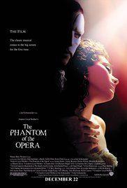 Az operaház fantomja (2004) online film