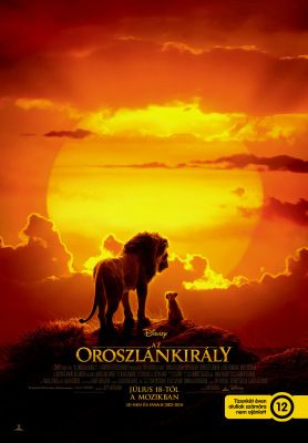 Az oroszlánkirály (2019) online film