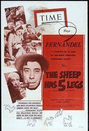 Az ötlábú birka (1954) online film