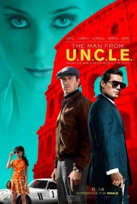Az U.N.C.L.E. embere (2015) online film