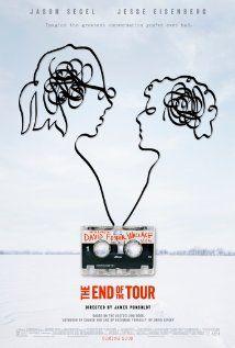 Az út vége (A turné vége) (2015) online film