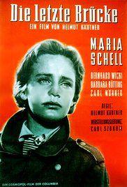 Az utolsó híd (1954) online film