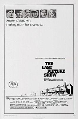 Az utolsó mozielőadás (1971) online film